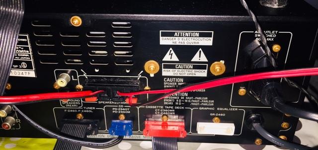AMPLIFICADOR PIONEER A-Z460 - foto 5