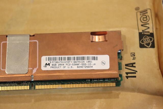 MICRON RAM 8GB DDR2 667MHZ - foto 3
