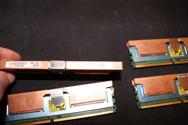 MICRON RAM 8GB DDR2 667MHZ - foto 1