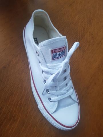 Converse All Star Zapatillas Blancas de segunda mano | Solo