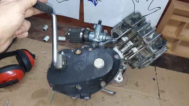 MOTOR PUCH CONDOR - foto 1