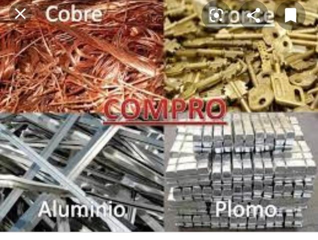SE COMPRAN TODO TIPO DE METALES - foto 1