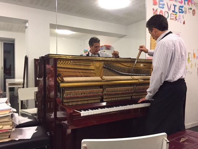 JUAN CANTALAPIEDRA AFINADOR DE PIANOS - foto 3