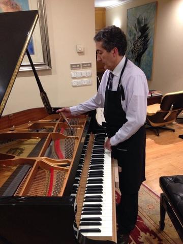 JUAN CANTALAPIEDRA AFINADOR DE PIANOS - foto 5