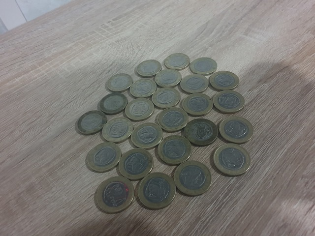 Monedas De Euro Del Buo