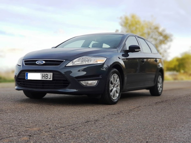 Sportline tapices para Ford S-Max 2 II año 2015