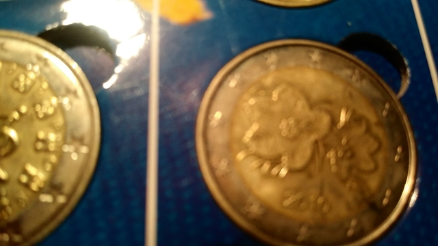 Finlandia Series De Monedas De Euros