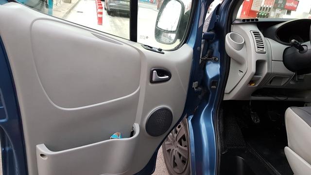 Piloto de Marcha Atrás Renault Trafic 2 Opel Vivaro Nissan Primastar Derecho De