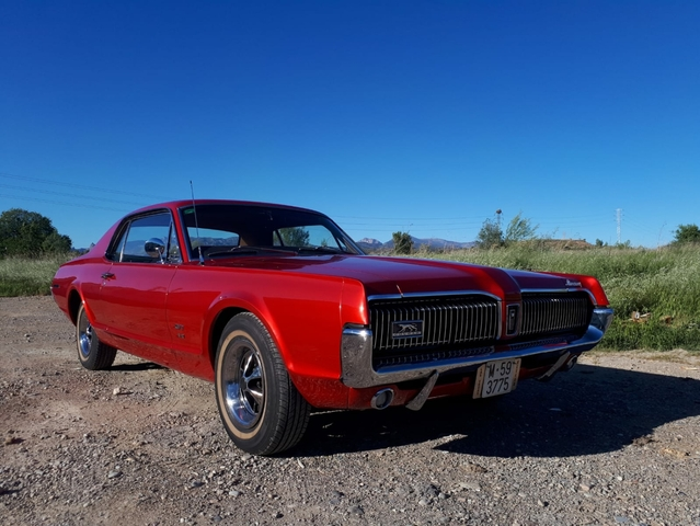 FORD - MERCURY COUGAR - foto 8