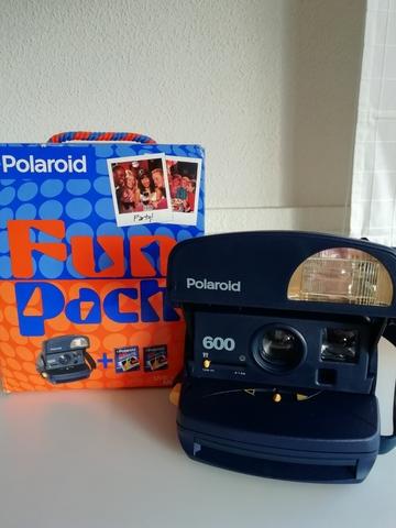 Lengua De Rana imposible para cámaras Polaroid Tipo 600