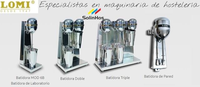 BATIDORAS MEZCLADORAS LOMI 6 - foto 1
