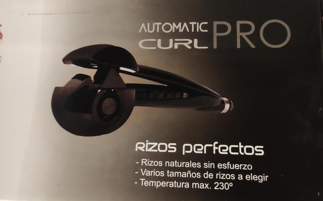 RIZADORA DE PELO AUTOMÁTIC CURL PRO ROSA - foto 5