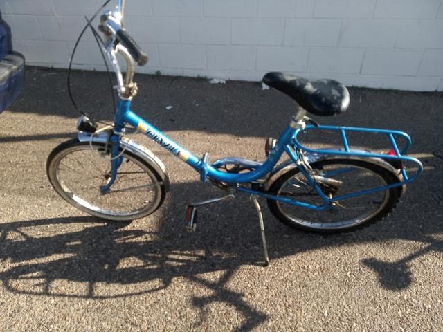 Bicicleta Vitange Cinzia