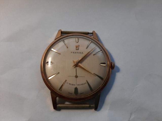 Vendo Reloj Festina Antiguo