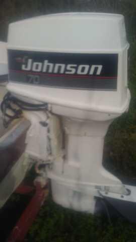 JOHNSON 70 CV - foto 1