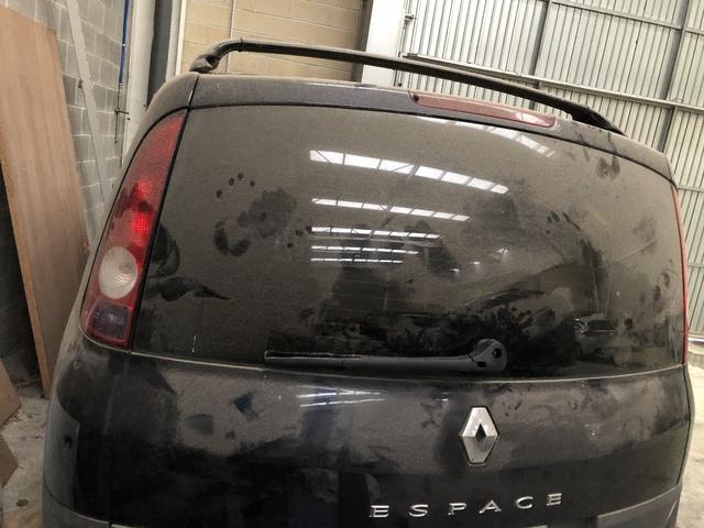 puertas negro ClimAir derivabrisas Profi delantero Peugeot Partner tipo 5 **//g ** 3//5