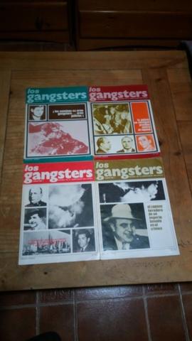 Revistas Los Gangsters 1974