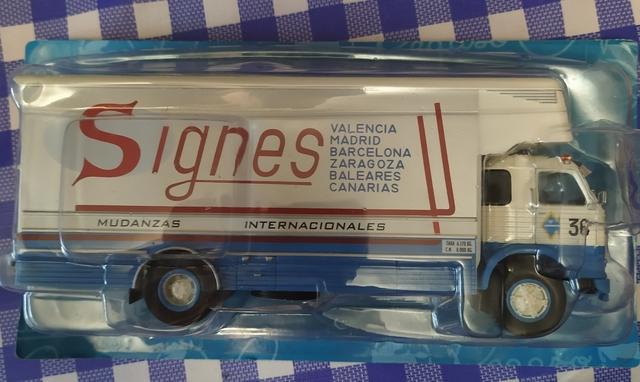 Camión De La Colección Pegaso De Salvat