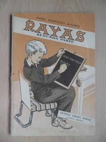 CARTILLA RAYAS SEGUNDA PARTE 1958 - foto 1