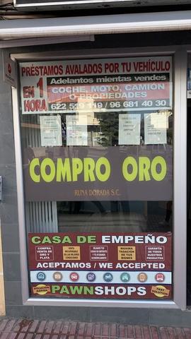COMPRO ORO - foto 1
