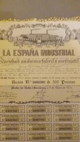 Antiguas Accines España
