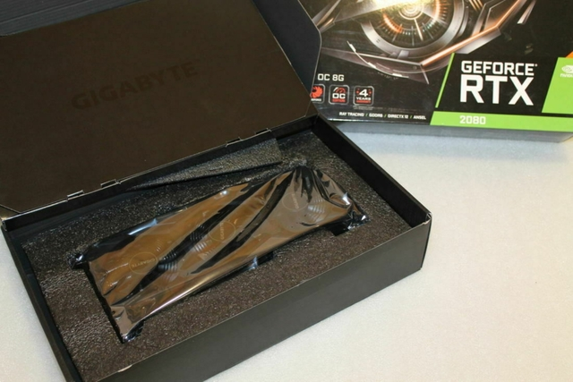 NVIDIA GIGABYTE RTX 2080 GAMING OC - foto 6