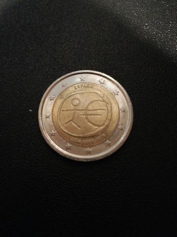 Moneda 2 Euros, 2009 España