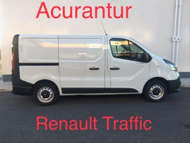 Fundas de asientos a Renault Trafic II 9-pl 2+1 2001-2014 totalmente a medida
