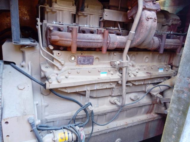 GRUPO ELECTROGENO GENERADOR 800 KVA - foto 7