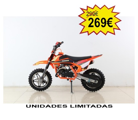 MINI MOTO CROSS SIMILAR KTM 49CC BCN - foto 1