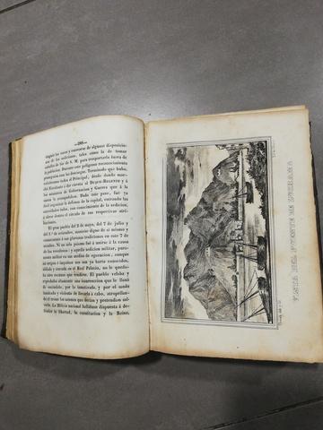 ANTIGUO LIBRO ESPARTERO 1848 - foto 5