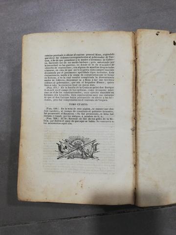 ANTIGUO LIBRO ESPARTERO 1848 - foto 7