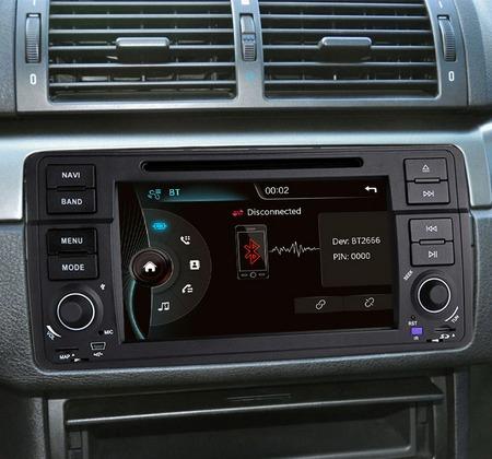 RADIO PANTALLA TÁCTIL BMW E46 (MUR) - foto 2
