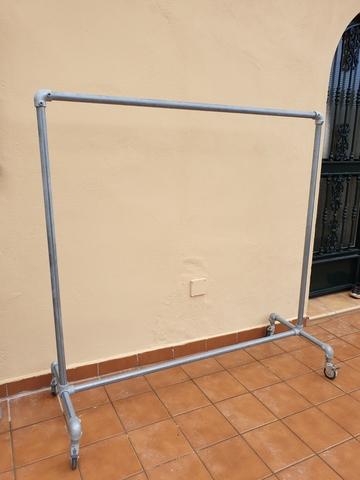 PERCHEROS DISEÑO TUBERÍA - foto 2