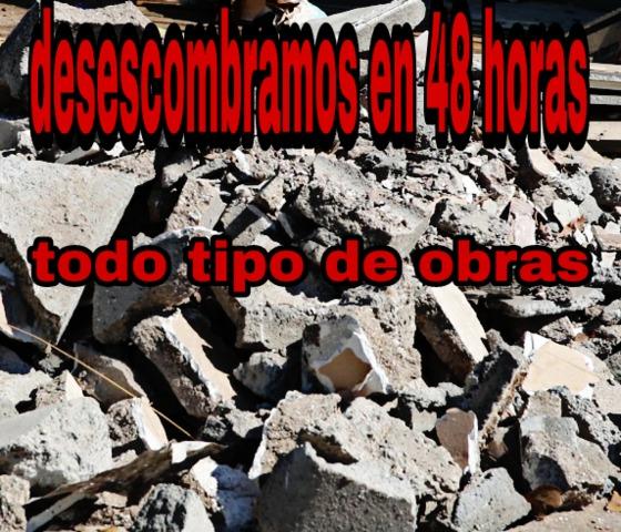 DEMOLICIONES (DERRIBOS PISOS Y LOCALES) - foto 1