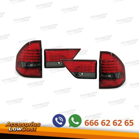 VW Touareg 03//07-05//10 calandra completamente negro//cromo