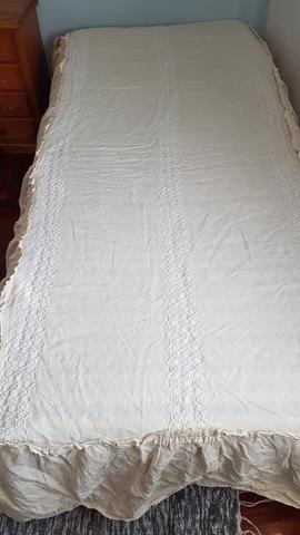 MIL ANUNCIOS.COM Colcha antigua para cama de 90