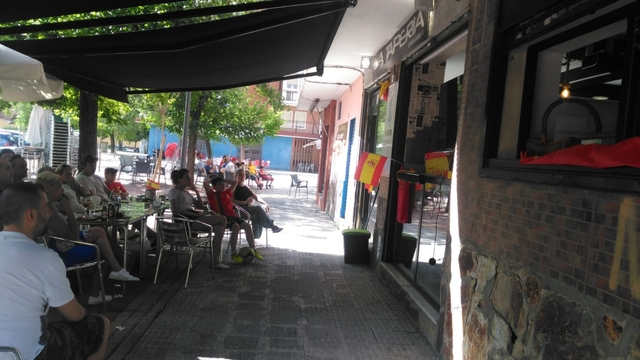 MORATALAZ VALLECAS - PLAZA JOSE LUIS SAURA - foto 4