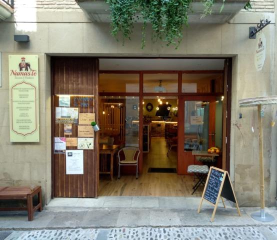 TETERIA-CAFETERÍA EN CAMINO DE SANTIAGO - foto 1