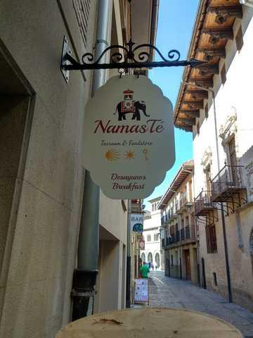 TETERIA-CAFETERÍA EN CAMINO DE SANTIAGO - foto 4