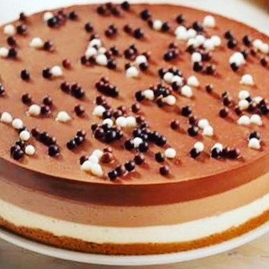 DULCE.  TARTA 3 CHOCOLATES - foto 1