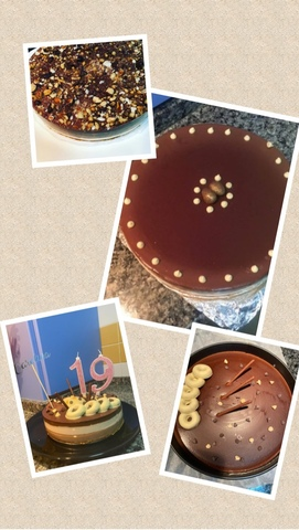 DULCE.  TARTA 3 CHOCOLATES - foto 2