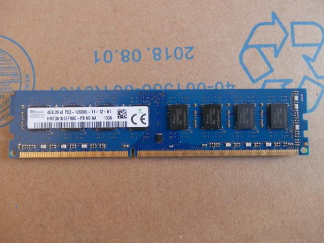 MEMORIA RAM 4GB ORDENADOR SOBREMESA - foto 1