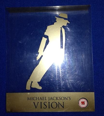 MICHAEL JACKSON\\\\\\\\\\\\\\\'S VISION segunda mano  Cartagena