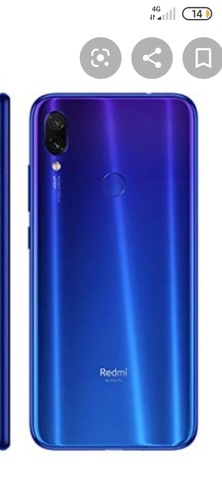 VENDO RED MI NOTE 7 4 GB RAM 128 GB MEMO - foto 1