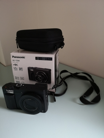 Original VHBW ® cargador para Panasonic Lumix dmc-g2 DMCG 2 g-2