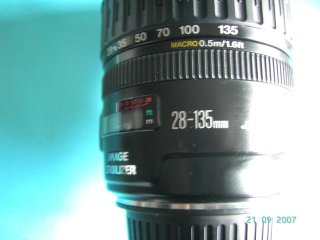 CANON 28-135MM USM IS - foto 1