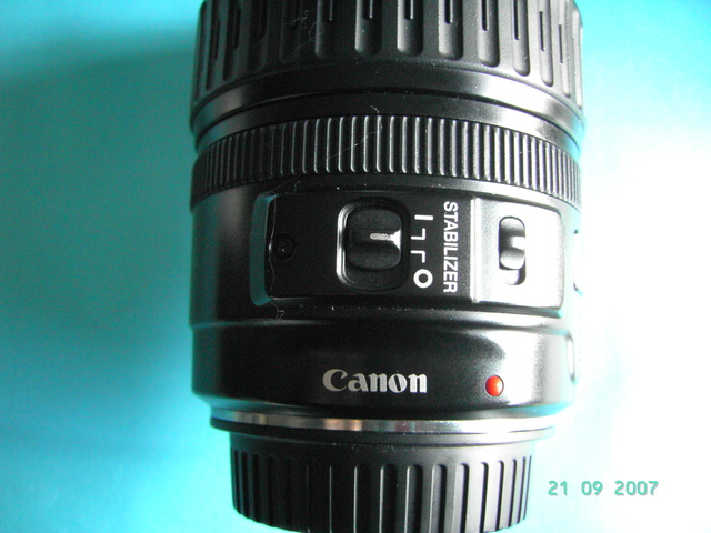 CANON 28-135MM USM IS - foto 2