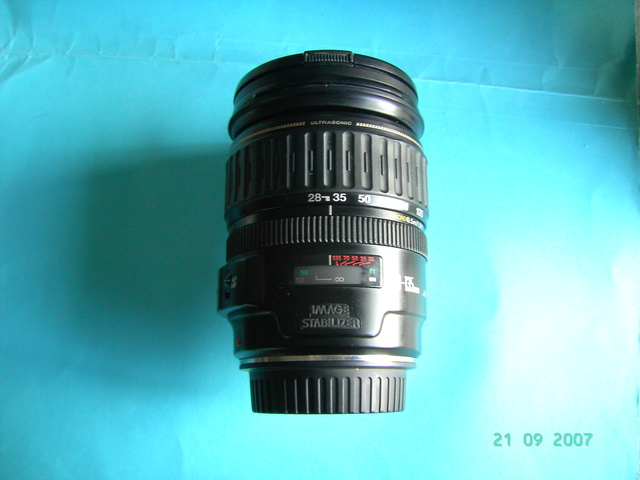 CANON 28-135MM USM IS - foto 3