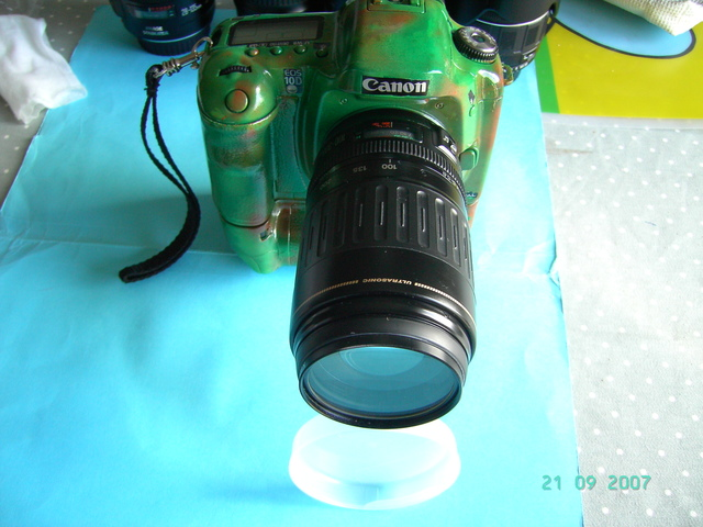 CANON 100-300MM USM F 4. 5-5. 6 - foto 2